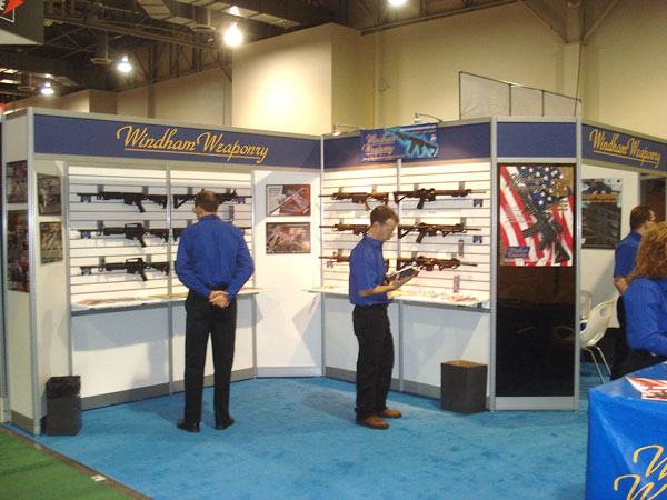 Shot Show Booth