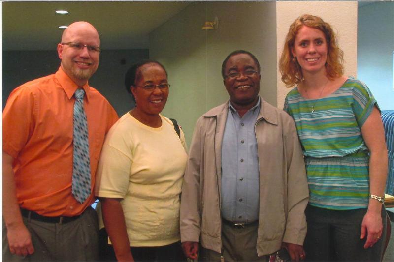 Pastors with Bvumbwes