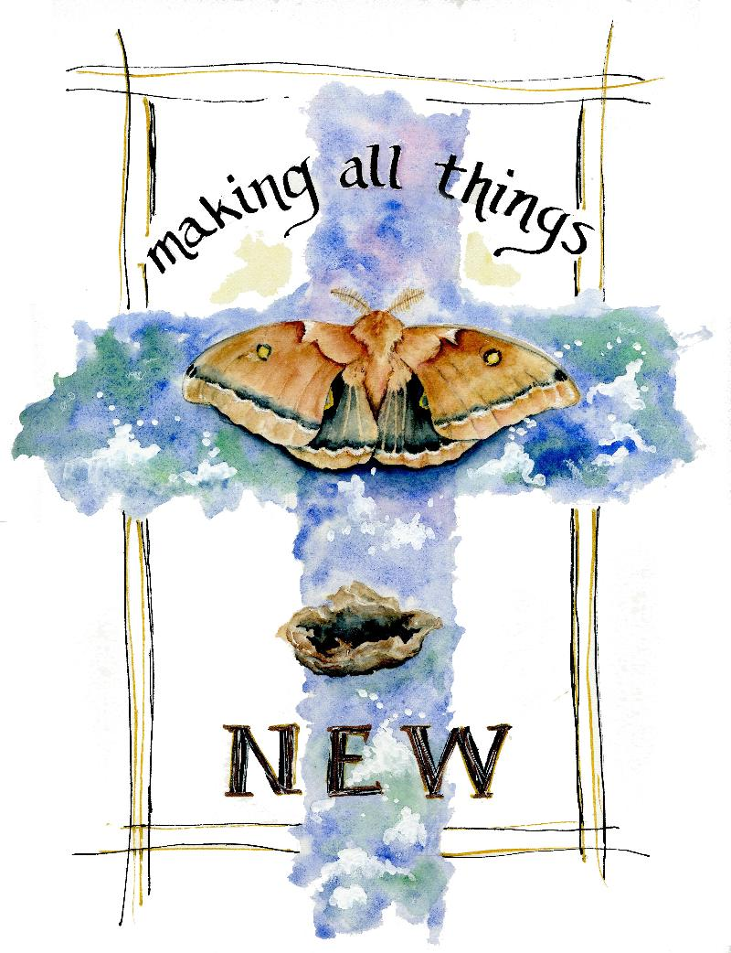 All Things New by Janelle Thompson
