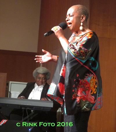 Jazz Vocalist Branice McKenzie