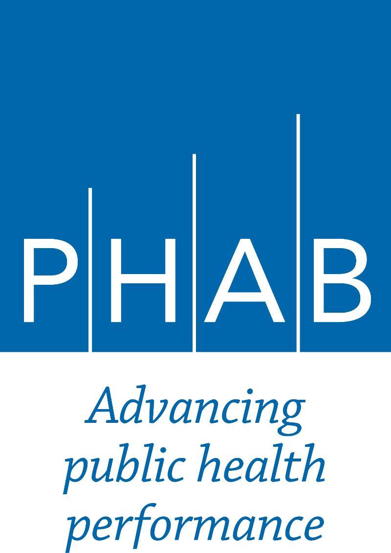 Public Health Accreditation Board Logo