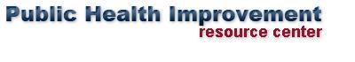 Public Health Improvement Resource Center Logo