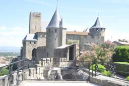 trip to Carcassonne
