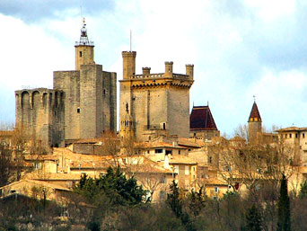 UZES towers