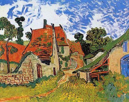 Cezanne- Auvers sur Oise