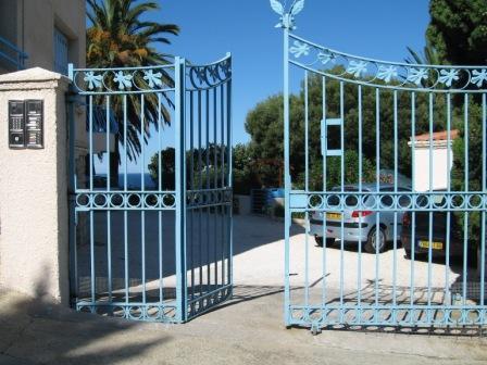Catalonia entryway