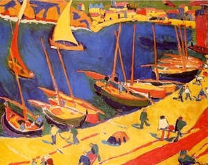 Collioure by Derain