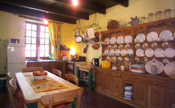 Lovely Breton kitchen