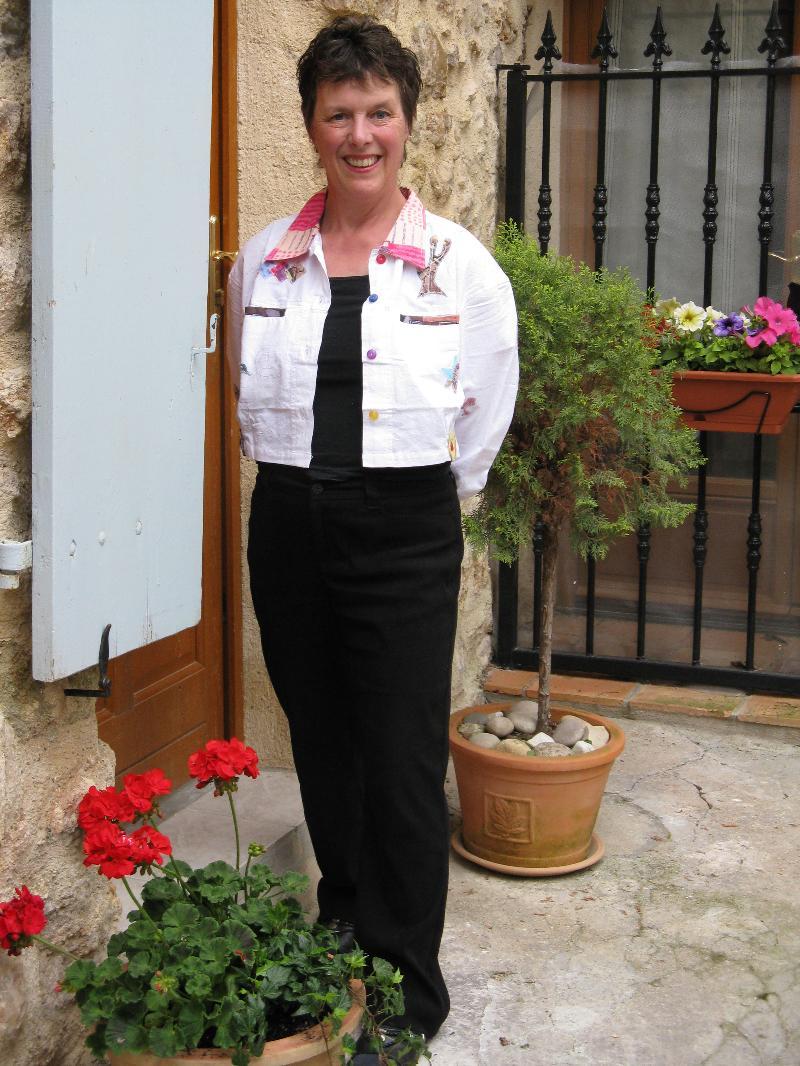 MB Ginny front door