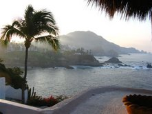 mist over manzanillo