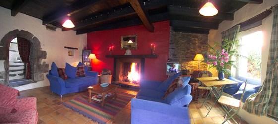 Breton livingroom