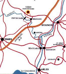 Vers map