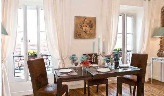 MAV dining room