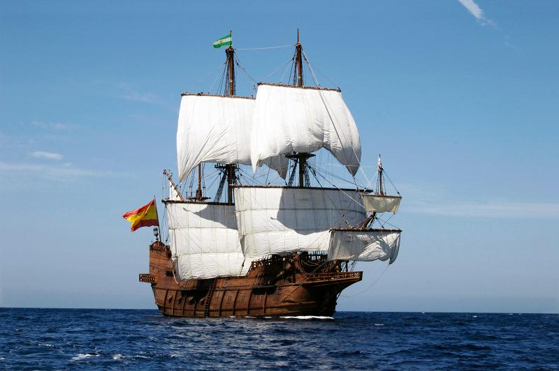 El Galeon to Arrive in St. Augustine Today! 3  491 St. Francis Inn St. Augustine Bed and Breakfast