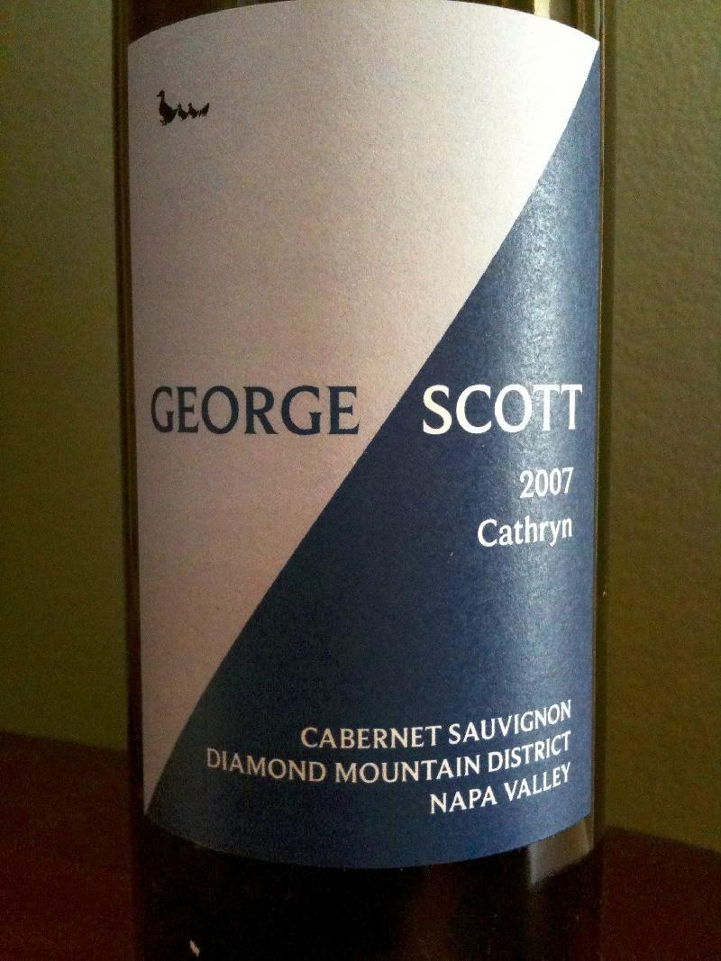 George Scott Cathryn Cab 2006