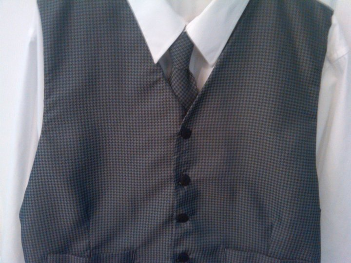 Custome Vest/Shirt/Tie Set by Jeaninine Lyster