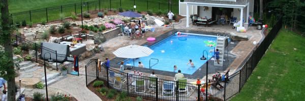 pool patio
