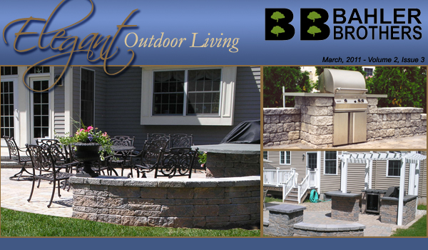 Miscellaneous pictures of Bahler Brother's patio's and outdoor elements