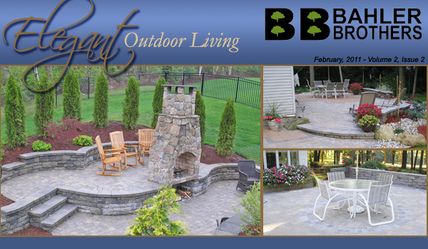 patio photos and bahler brothers logo