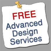 free advanced design services