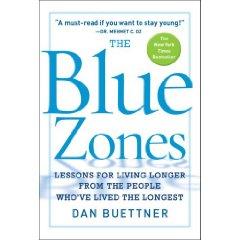 The Blue Zone Book