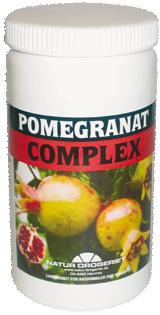 Pomegranat kapsler