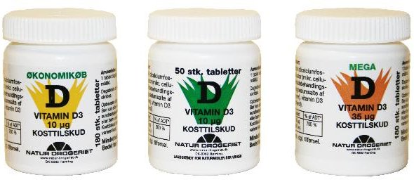 D vitamin group