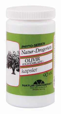 olivenbladsekstrakt matas