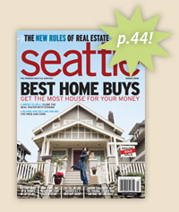 Seattle Magazine March Issue