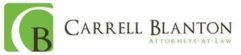 Carrell Blanton logo