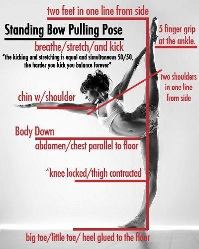 Standing Bow Pulling