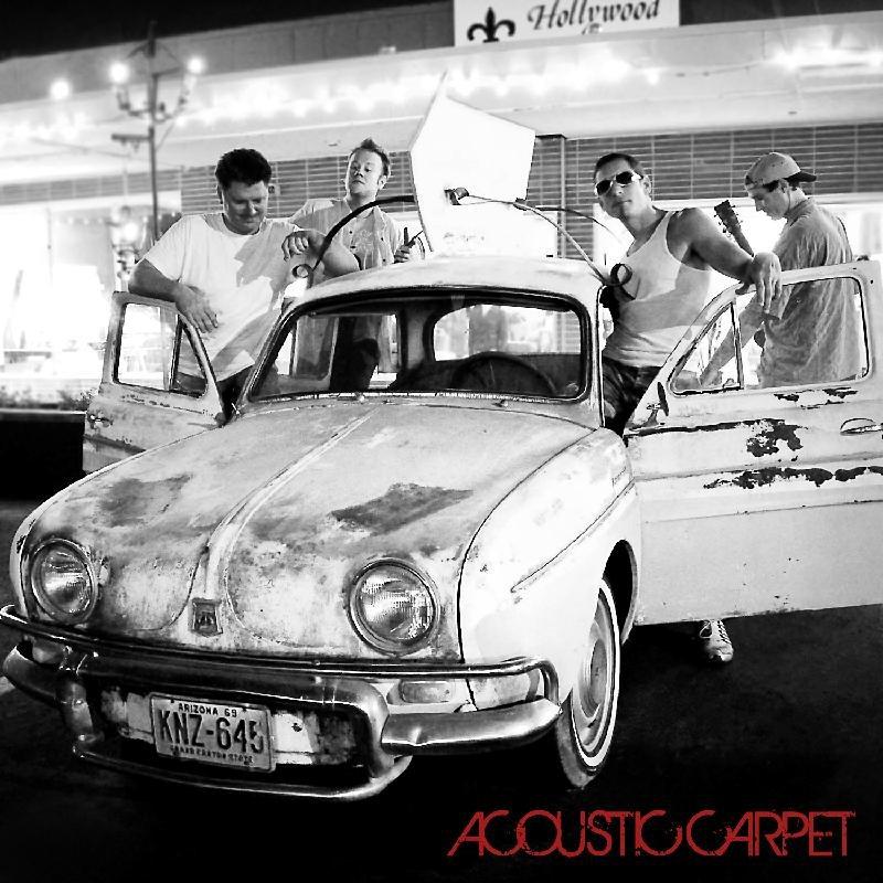 Acoustic Carpet