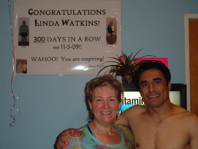 Linda and Oscar 300