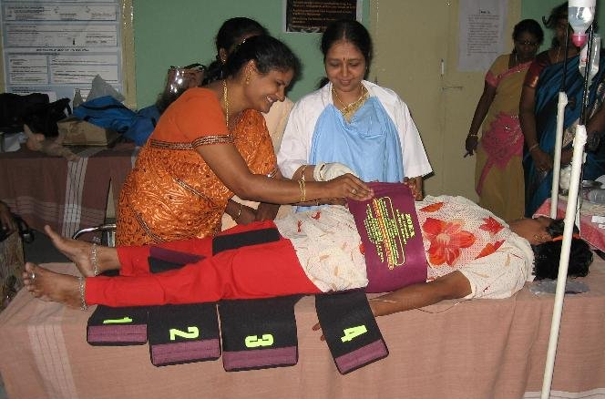 LifeWrap training in India