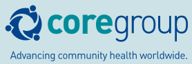 COREgroup logo blue