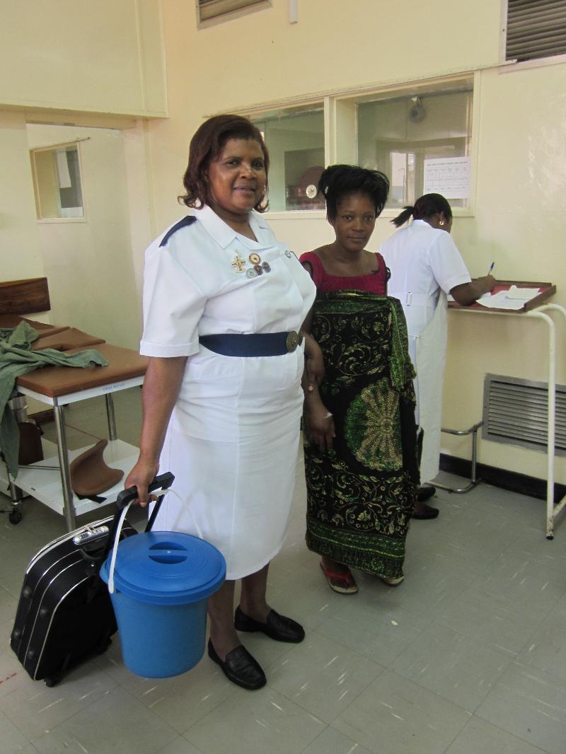 Rhoda w patient