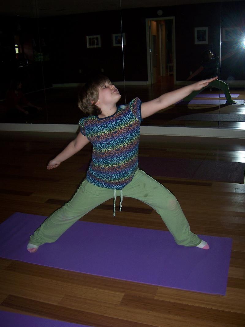 yoga - peyton