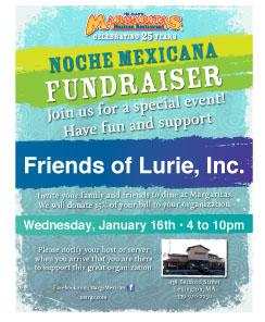 Friends of Lurie Margarita's Fundrasier
