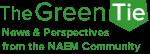 NAEM Green Tie Blog logo