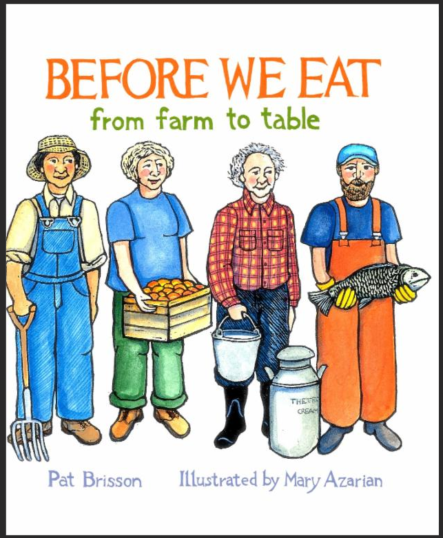Before We Eat cover