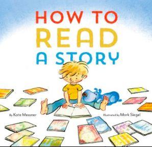 How to Read a Story cover