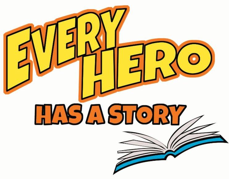 Every Hero Has a Story logo