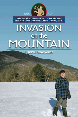 Invasion on the Mountain cover