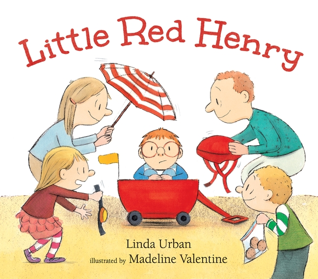 Little Red Henry book cover
