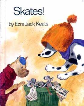 Skates!Bookjacket