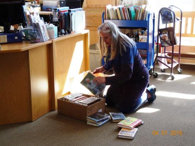 W. Hartford librarian