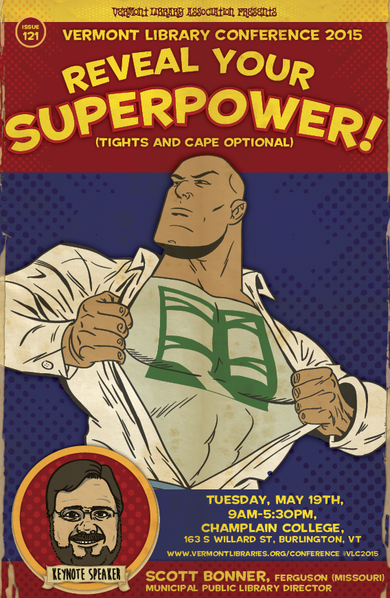 Reveal Your Superpower poster