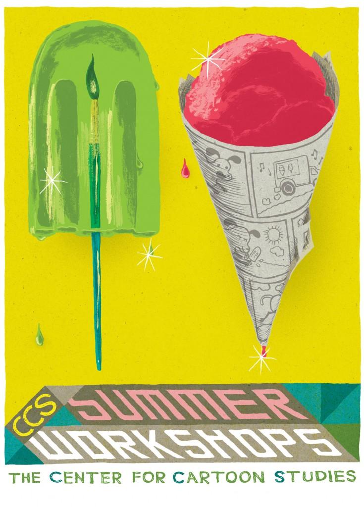 ccs summer poster