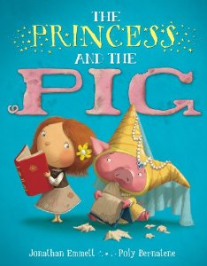 princess and pig