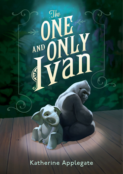 one and only ivan book cover